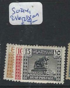 IRAQ   (P2803B)     SG 214, 216, 218      MOG