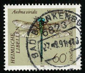 1991, Insects - Goldsmith, Deutsche Bundespost, 60 Pfg. (T-9603)