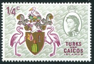 Turks & Caicos  Sc#181 MH (C&T)