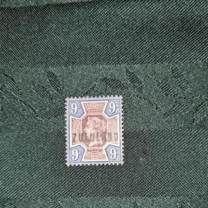 Zululand 9 VFNH, CV $220