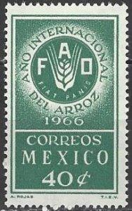 Mexico 973  MNH  FAO Rice Year