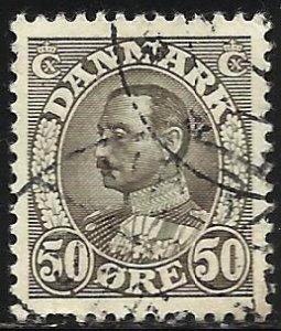 Denmark 1934 Scott# 239 Used