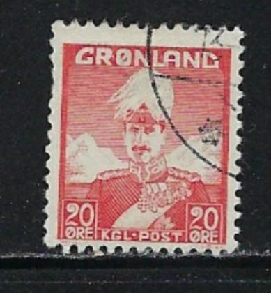 Greenland 6 Used 1946 issue
