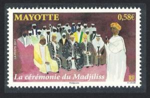 Mayotte Madjiliss Parliament 1v MI#252