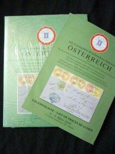 CORINPHILA AUCTION CATALOGUE 2010 OSTERREICH AUSTRIA GRAND PRIX 'WYLER' COLLECTI