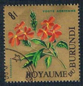 Burundi C18 Used Flowers (BP13411)
