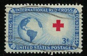 USA, 3 cents (Т-6136)