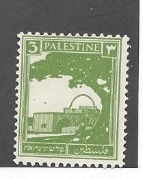 Palestine, 64, Rachel's Tomb Single, **MNH**