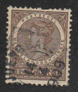 Netherlands Indies - 1906 - SC 50 - Used
