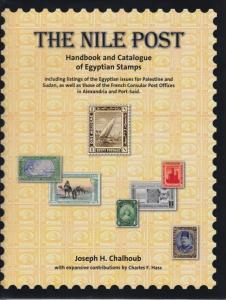 The Nile Post, by Joseph H. Chalhoub, Egypt Specialized Catalogue, NEW