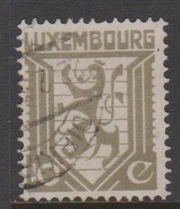 Luxembourg Sc#196 Used