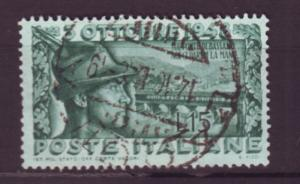 J20341 jlstamps 1948 italy set used #507 alpine soldier