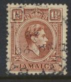 Jamaica  SG 123  - Used -  see scan and details