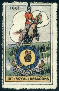 Cinderellas: England 1916 WWI 1st Royal Dragoons