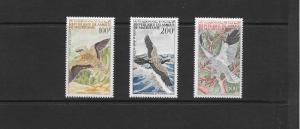 BIRDS - MAURITANIA #C29-31   MNH