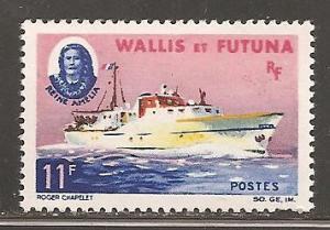 Wallis and Futuna Islands  SC   168  Mint, Never Hinged