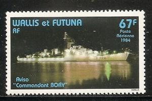 Wallis and Futuna Islands C129 1984 Ship single MNH