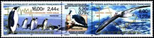 Scott #277a Bird Demographics MNH