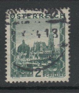 Austria, Scott 339, used