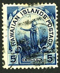HAWAII #82 USED