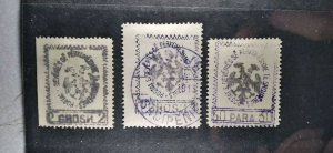Albania #27-33 mint hinged (some used) e21.4 13136