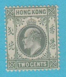 HONG KONG 72 MINT HINGED OG * NO FAULTS VERY  FINE !