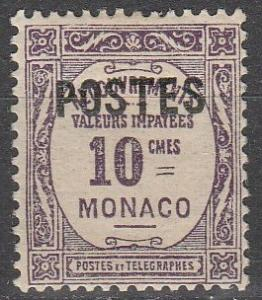 Monaco #132 F-VF Unused  (S7761)