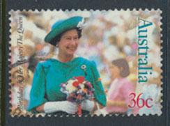 SG 1058  SC# 1023  Used  - Queen Elizabeth II Birthday