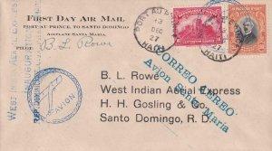 1927, 1st Flt., Port-au-Prince, Haiti , See Remark (41339)