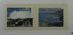New Zealand SC #1807b  MEYBILLE BAY & CURIO BAY, CATLINS  MNH stamps