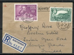 Montserrat # 92, 108 on Cover