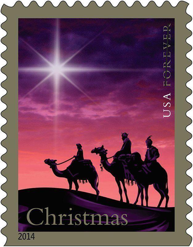 2014 49c Christmas Magi, Wise Men Scott 4945 Mint F/VF NH