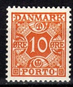 Denmark #J30  MNH (V5412)