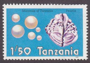 Tanzania 310 Cultured Pearls 1986