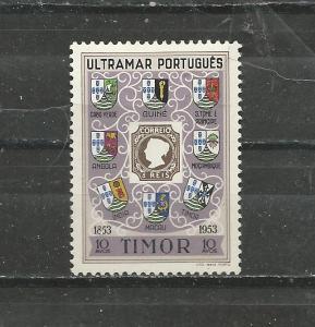 Timor Scott catalogue #278 Unused HR