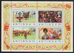Barbuda #108a MNH Souvenir Sheet
