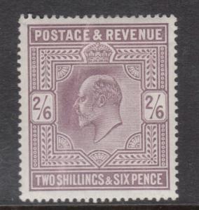 Great Britain #139 VF Mint