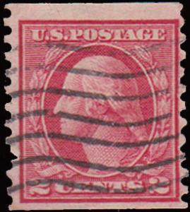 United States Scott 455 Used.