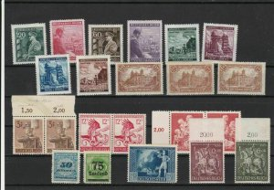 German Mixed Stamps  ref R 16966