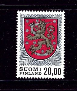 Finland 470A MNH 1978 issue