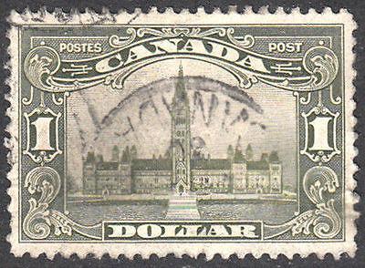 Canada #159 Used VF
