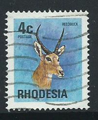 Rhodesia SG 492  FU