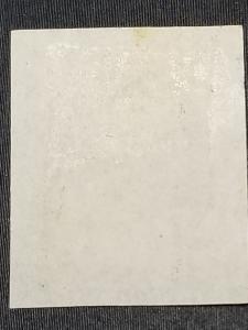 SC #10A 1851 Washington Imperforate Used