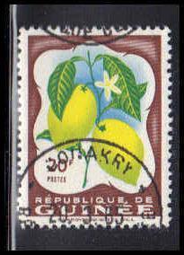 Republic of Guinea CTO NH Very Fine ZA4904