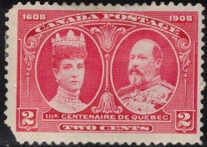 Canada Scott #98 MH (see description)