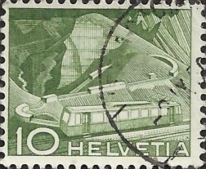 Switzerland - 330 - Used - SCV-0.25
