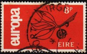 Ireland. 1965 8d S.G.211  Fine Used