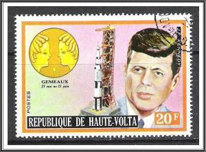 Upper Volta #313 Famous Men & Zodiac CTO