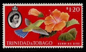 TRINIDAD & TOBAGO QEII SG296, $1.20 multicoloured, M MINT. Cat £15.