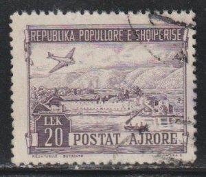 Albania  SC   C59 Used